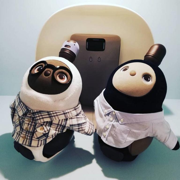 Αγάπη μόνο! Ρομπότ συντροφιάς που αλληλεπιδρά στα χάδια, κατασκεύασαν στην Ιαπωνία | Newsit.gr