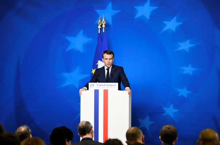 Έκκληση Μακρόν: Ο διάλογος δεν γίνεται με καταλήψεις και βιαιοπραγίες | Newsit.gr