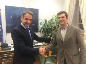 Αλέξανδρος Μαρκογιαννάκης: Ο ανιψιός του πρώην υπουργού ο εκλεκτός της ΝΔ για την Περιφέρεια Κρήτης