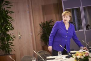 Τέλος εποχής – Η Μέρκελ παραδίδει τη ηγεσία του κόμματός της