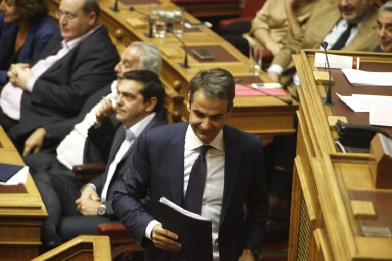 Η «αγαπημένη συνήθεια» του Μητσοτάκη και το πολιτικό unfair Τσίπρα