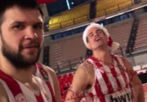 Ολυμπιακός: Ο… Μπογρίνιοοοοοο κλέβει την παράσταση! video