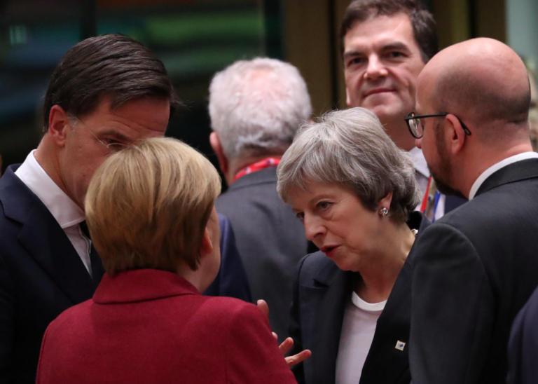 Μέι: Πριν την 21η Ιανουαρίου η ψηφοφορία για το Brexit | Newsit.gr