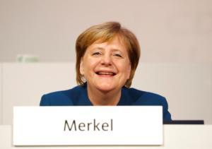 Μέρκελ: Θα παραδώσει μαθήματα ηγεσίας στο Χάρβαρντ!