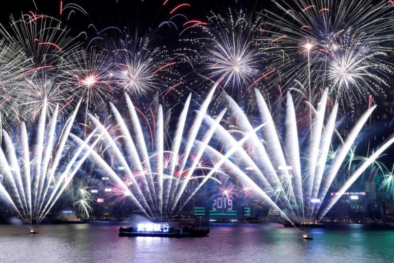 Πρωτοχρονιά 2019: Όλος ο κόσμος γιορτάζει και ελπίζει | Newsit.gr