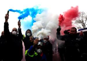 Αναβλήθηκαν αναμετρήσεις στην Ligue 1 υπό τον φόβο επεισοδίων!