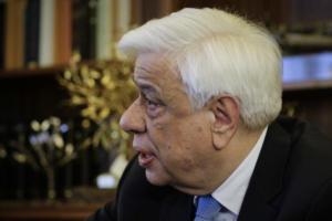 Παυλόπουλος προς Ζάεφ: Δεν κάνουμε εκπτώσεις, δεν δεχόμαστε αυθαίρετες ερμηνείες