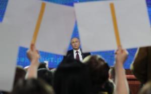 Πούτιν: Να μην υποτιμηθεί η απειλή ενός πυρηνικού πολέμου – Ικανοποίηση για αποχώρηση των ΗΠΑ από την Συρία