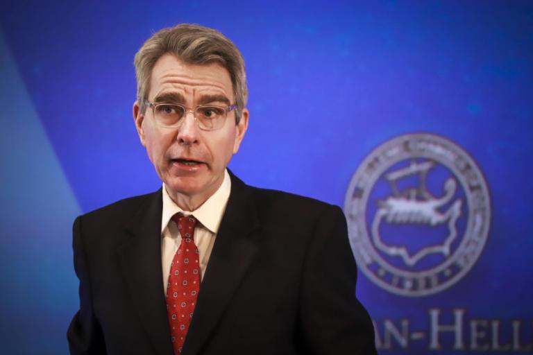 Τζέφρι Πάιατ: Η αμερικανική κεφαλαιαγορά θα ενισχύσει τις ελληνικές επιχειρήσεις   Newsit.gr