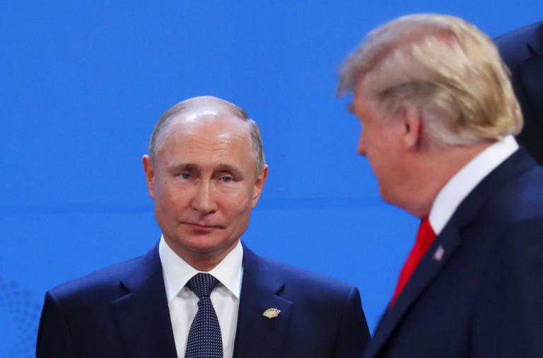 Συνάντηση Πούτιν – Τραμπ πριν το επόμενο G20 προσδοκά το Κρεμλίνο | Newsit.gr