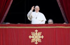"""Πάπας Φραγκίσκος: """"Ανεκτικότητα, Αλληλοσεβασμός το μήνυμα των Χριστουγέννων"""""""