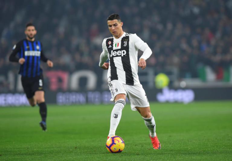 """Κριστιάνο Ρονάλντο: """"Θα ήθελα τον Μέσι στην Ιταλία""""   Newsit.gr"""