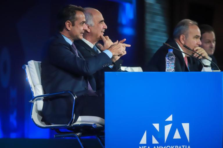Συνέδριο ΝΔ: Η στήριξη Μητσοτάκη σε Πατούλη και το χειροκρότημα στον Θεοχαρόπουλο | Newsit.gr