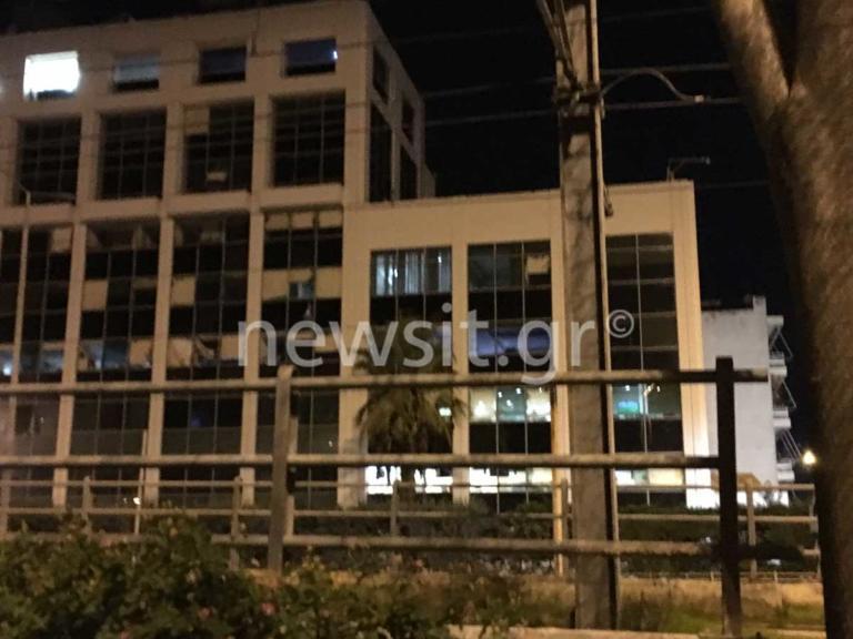 Εκρηξη στον ΣΚΑΙ: Είδαμε μαύρο καπνό και ακούσαμε τζάμια να σπάνε | Newsit.gr