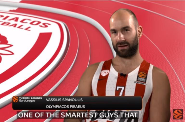 """Σπανούλης για Παπαλουκά: """"Από τους πιο έξυπνους που έπαιξαν ποτέ μπάσκετ"""" video   Newsit.gr"""