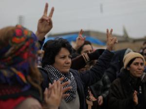 """Κούρδοι της Συρίας κατά Ερντογάν: """"Θα βάλει σε κίνδυνο την ασφάλεια στην Ευρώπη"""""""