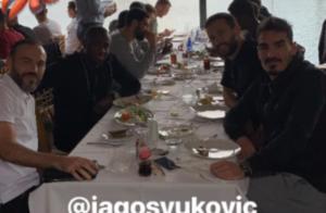 """Ολυμπιακός: Ο Τουρέ έκανε το… τραπέζι στους """"ερυθρόλευκους"""""""