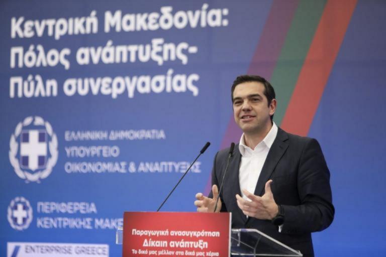 Στο Σταθμό του Μετρό στο Συντριβάνι Θεσσαλονίκης ο Αλέξης Τσίπρας | Newsit.gr