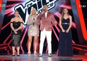 Voice τελικός: Νικήτρια η Λεμονιά Μπέζα