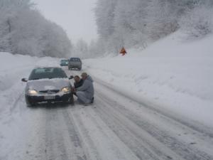 Καιρός – Χριστούγεννα: Πατάει γκάζι ο χιονιάς – 600 χιλιόμετρα σε 12 ώρες θα κάνει η κακοκαιρία