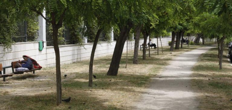 Άνδρας βρέθηκε κρεμασμένος στο Ζάππειο | Newsit.gr