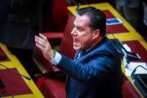 Γεωργιάδης: Πολάκης χωρίς μούσια ο Τσίπρας!