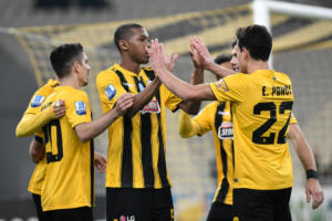 ΑΕΚ – Λαμία 2-0 ΤΕΛΙΚΟ: Νέα εύκολη νίκη στο ΟΑΚΑ!