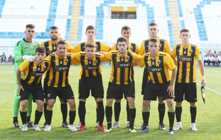 Μπενφίκα – ΑΕΚ: Τριάρα και… απόλυτο μηδέν για την ομάδα Νέων! – videos | Newsit.gr