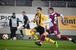 """ΑΕΛ – ΑΕΚ 0-0 ΤΕΛΙΚΟ – Απίστευτη ευκαιρία για τους """"βυσσινί"""""""