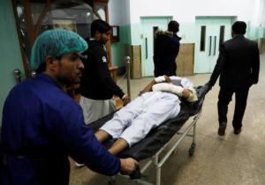 Αφγανιστάν: 43 νεκροί από την εισβολή ενόπλων σε κυβερνητικό κτίριο στην Καμπούλ