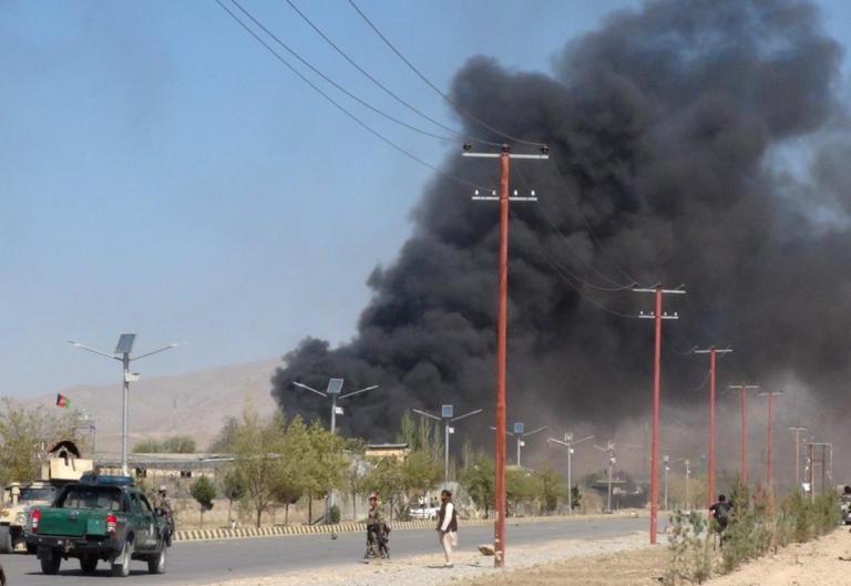 Πανικός ξανά στην Καμπούλ – Έκρηξη και ανταλλαγή πυροβολισμών ενόπλων με αστυνομικούς   Newsit.gr