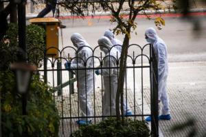 """Έκρηξη στο Κολωνάκι: Ήθελαν να """"χτυπήσουν"""" την ώρα της Θείας Λειτουργίας!"""