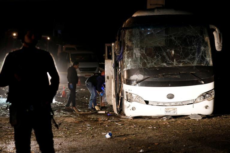 Αίγυπτος: Αποτροπιασμός και συλλυπητήρια ΥΠΕΞ για τη δολοφονική επίθεση   Newsit.gr