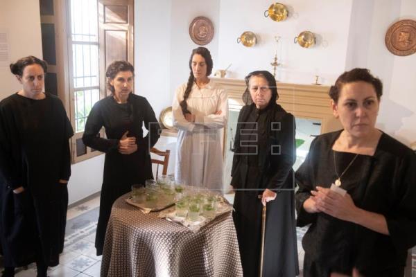 Ανοιχτό στο κοινό το σπίτι όπου ο Λόρκα εμπνεύστηκε την «Μπερνάρντα Άλμπα» – video   Newsit.gr