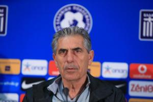 Εθνική – Αναστασιάδης: «Ελπίζω να προκριθούν Ελλάδα και Ιταλία»