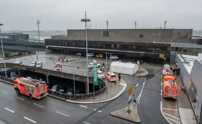 Λήξη συναγερμού στο Ανόβερο! Αποκαταστάθηκε η λειτουργία στο αεροδρόμιο | Newsit.gr