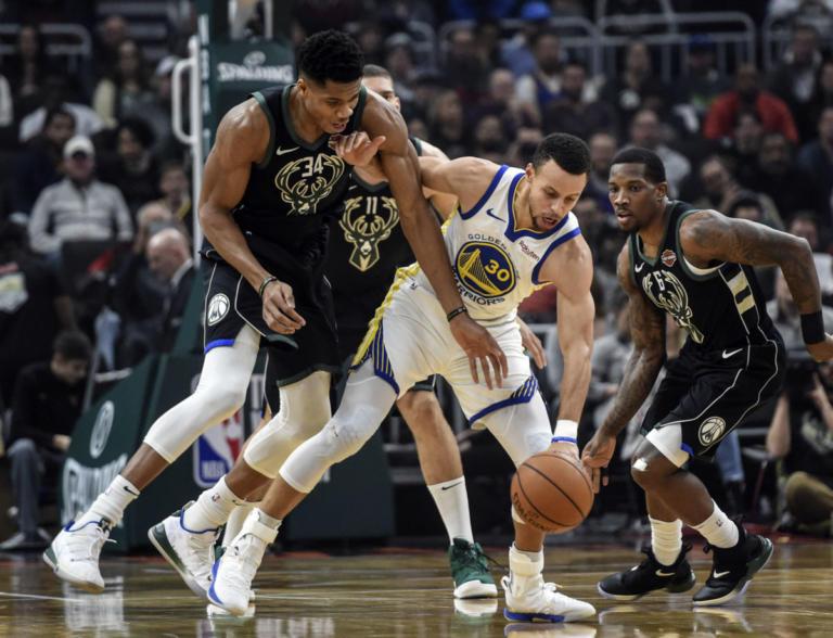 NBA: Οι Μπακς του Αντετοκούνμπο υποκλίθηκαν στους Γουόριορς – videο | Newsit.gr