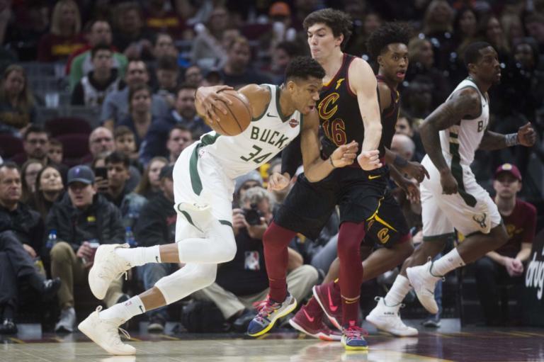 NBA: Σαρωτικός Αντετοκούνμπο! Ισοφάρισε το ρεκόρ καριέρας του – video | Newsit.gr