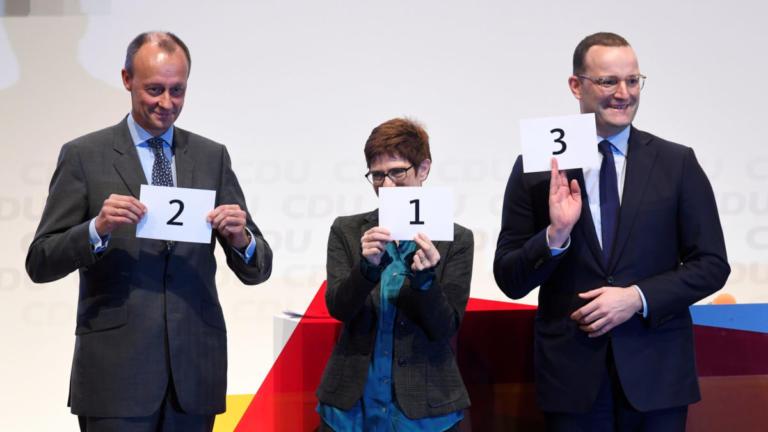 Μετά τη Μέρκελ ποιος; Αυτοί είναι οι τρεις υποψήφιοι για την ηγεσία του CDU [pics] | Newsit.gr
