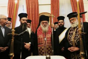Αρχιεπίσκοπος: Ο Θεός να χαρίσει μια ευλογημένη χρονιά σε όλους