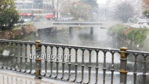 Καιρός: Μαγικές εικόνες από την επέλαση του χιονιά – Οι περιοχές που ντύθηκαν στα λευκά [pics, video]