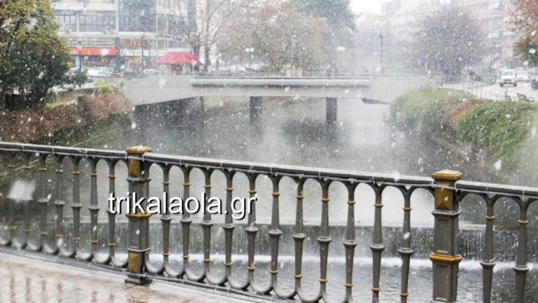 Καιρός: Μαγικές εικόνες από την επέλαση του χιονιά – Οι περιοχές που ντύθηκαν στα λευκά [pics, video] | Newsit.gr