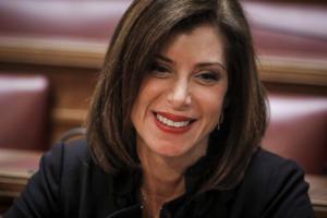 Υποψήφια ευρωβουλευτής η Άννα Μισέλ Ασημακοπούλου
