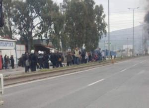 Επεισόδια μεταξύ Ρομά και αστυνομικών στον Ασπρόπυργο