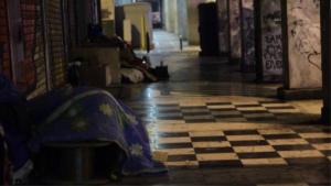 Καιρός: Θερμαινόμενος χώρος του Δήμου Αθηναίων για την προστασία των αστέγων από το κρύο