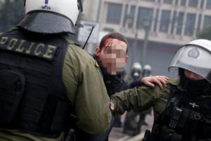 Αλέξανδρος Γρηγορόπουλος: Βίντεο από την στιγμή των επεισοδίων