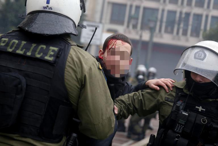 Αλέξανδρος Γρηγορόπουλος: Βίντεο από την στιγμή των επεισοδίων   Newsit.gr