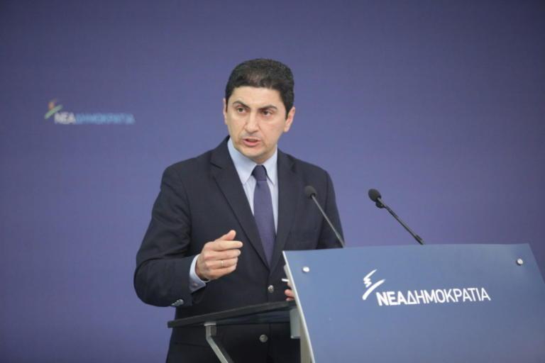 Αυγενάκης: Οι υπεύθυνοι της συμφωνίας των Πρεσπών έχουν ονοματεπώνυμο!