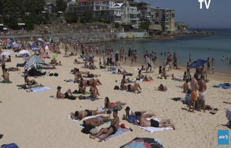 Κύμα καύσωνα πλήττει την Αυστραλία – Συναγερμός για τυφώνα την Πρωτοχρονιά – Videos | Newsit.gr