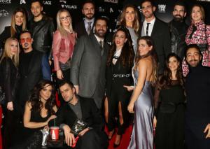 Πλήθος επωνύμων στην πρεμιέρα της ταινίας «The Bachelor 3»! [pics]